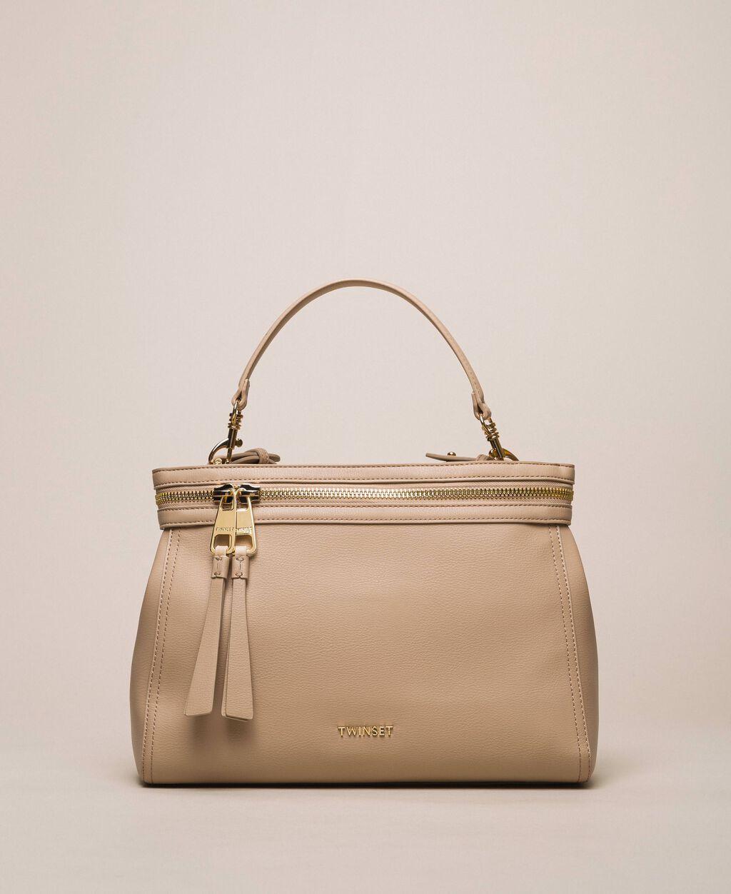 Большая сумка New Cécile из искусственной кожи