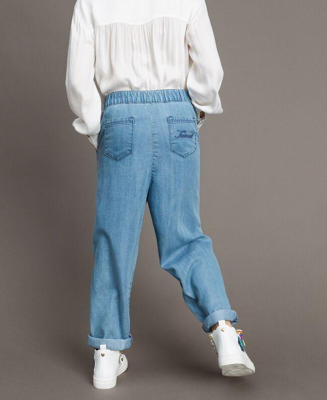 Weiche Jeanshose Soft Denim Kind 191GJ2560-03