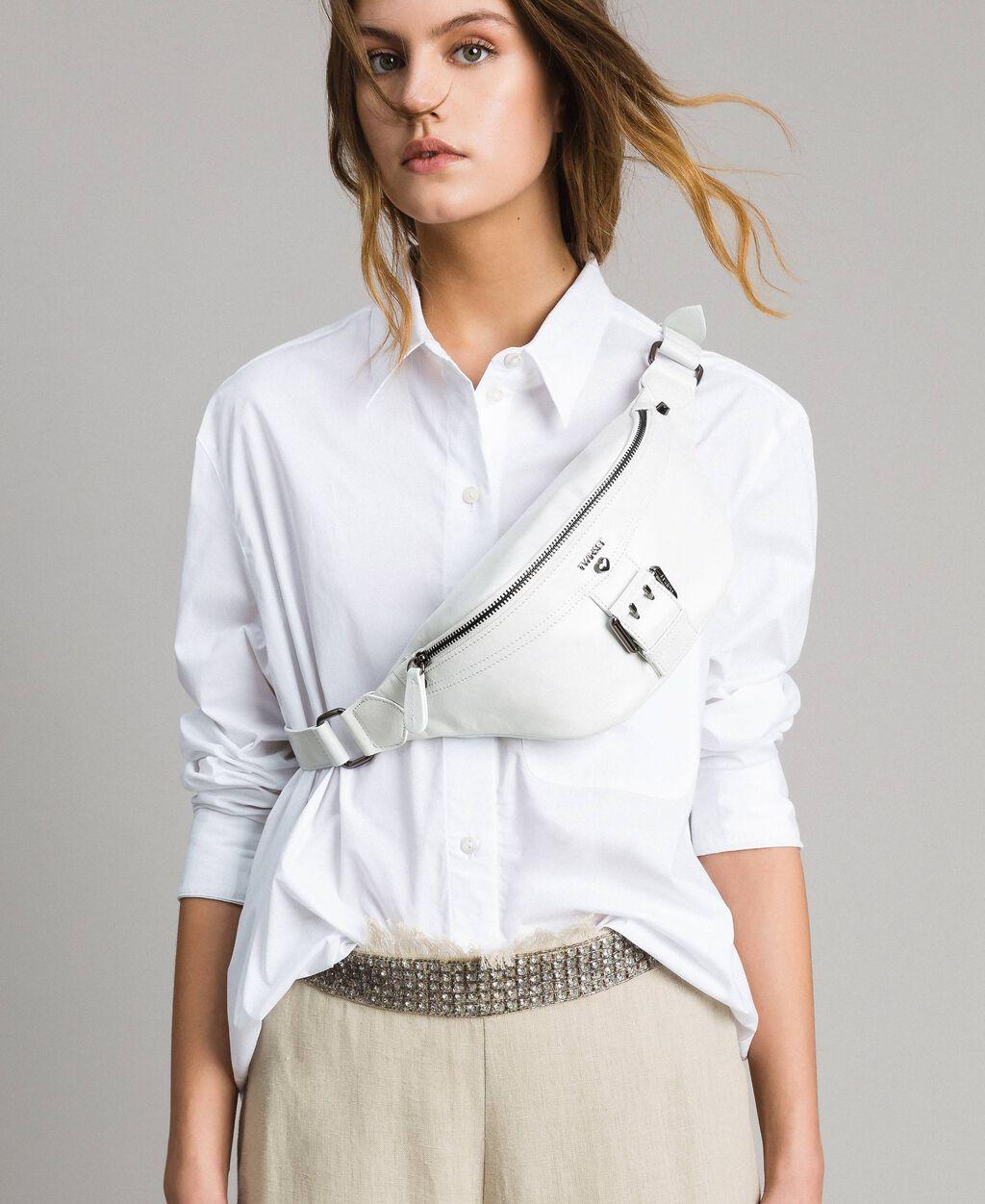 Rebel leather bum bag