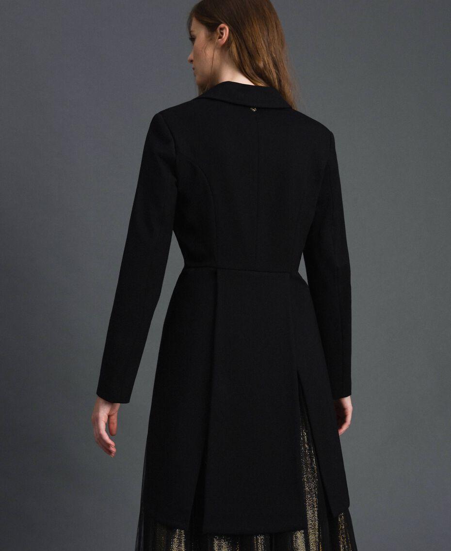 Blazer asymétrique Noir Femme 192MT2281-03