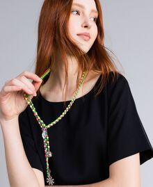 Ensemble de colliers de style rosaire Nickel Usé Femme QA8TLN-0S
