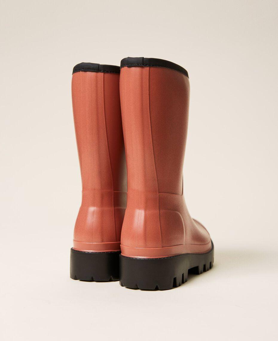 Bottes de pluie avec logo Rose Canyon Femme 212TCP270-02