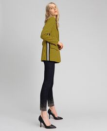 Houndstooth Lily Houndstooth / Creme Caramel Woman 192MT2050-01