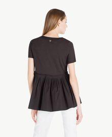Jersey t-shirt Black Woman TS821J-03