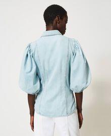 Camicia in jeans Denim Chiaro Donna 211TT2373-04