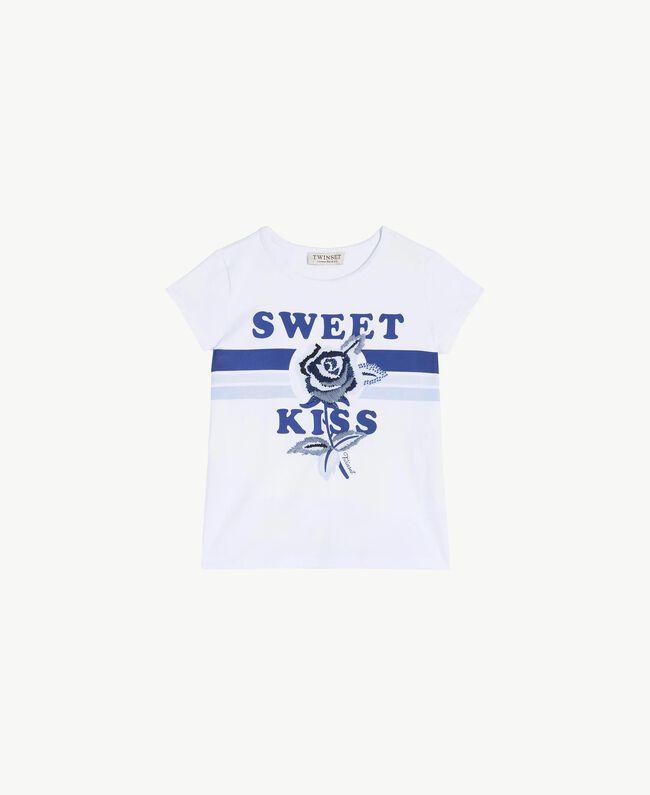 T-shirt imprimé Imprimé «Sweet» Enfant GS82A2-01