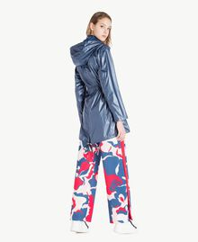 Parka laminato Dallas Blue Donna LS84BB-04