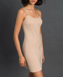 Unterkleid mit Trägern Rosa Skin Frau LCNNAA-02