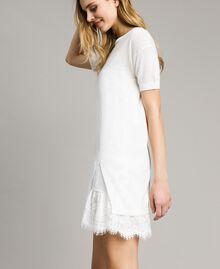 Mini robe avec fente Off White Femme 191ST3102-02