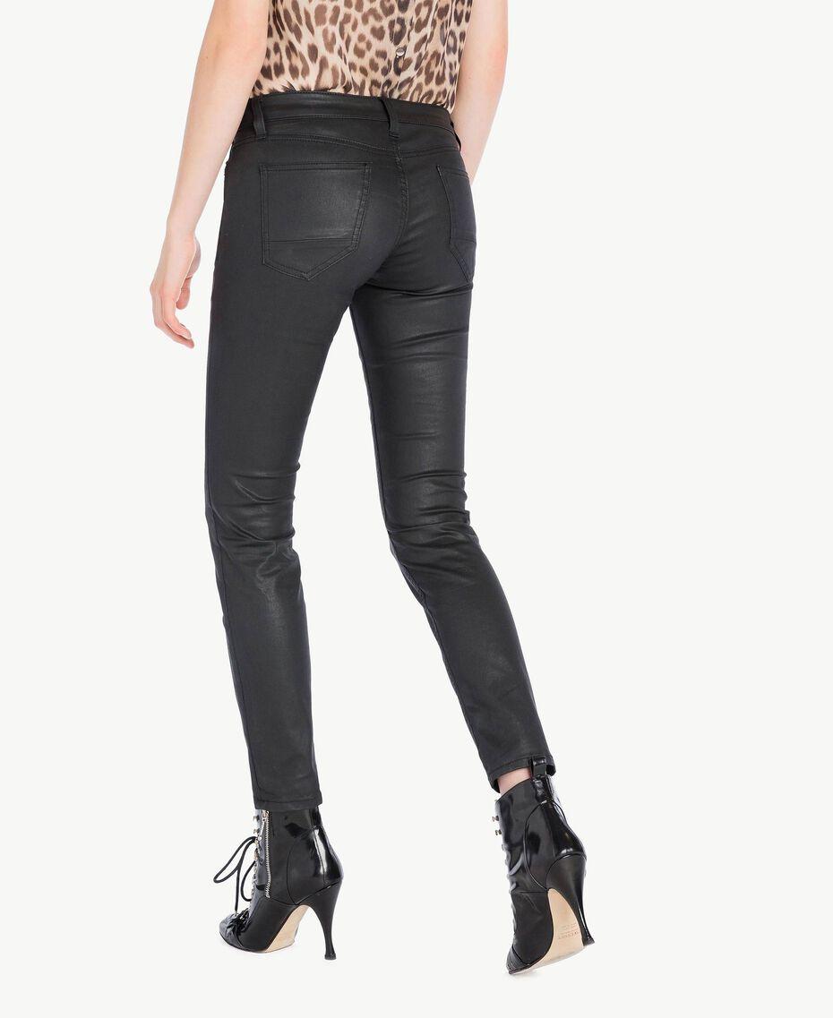 Skinny trousers Black Woman PS82KV-03