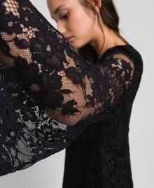 Robe courte en dentelle Noir Femme 192LI21EE-01