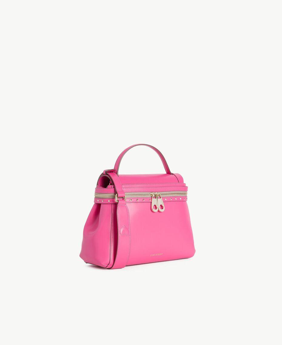 TWINSET Medium Cécile Deux bag Provocateur Pink Woman OS8TGN-02
