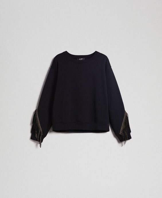 eec955eb58cd09 Sweatshirts Woman - Fall Winter 2019 | TWINSET Milano