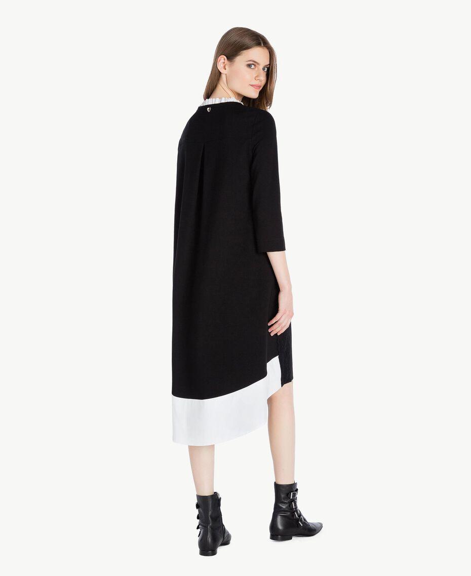 Lace dress Black Woman PS828R-03