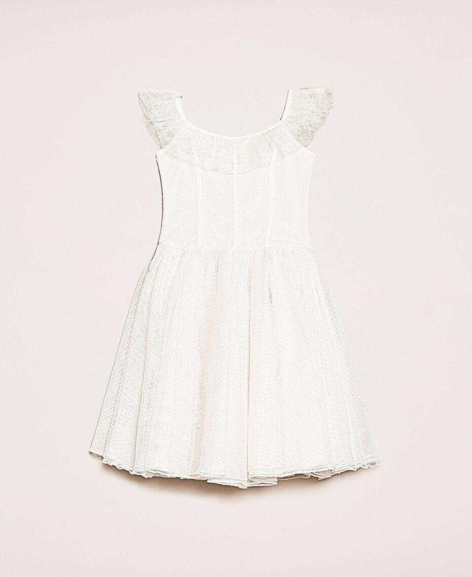 Платье из расшитого тюля Chantilly Pебенок 201GB2QD0-0S