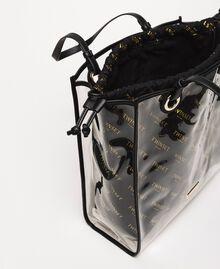 Cabas avec sac griffé Blanc Femme 201TA7180-05