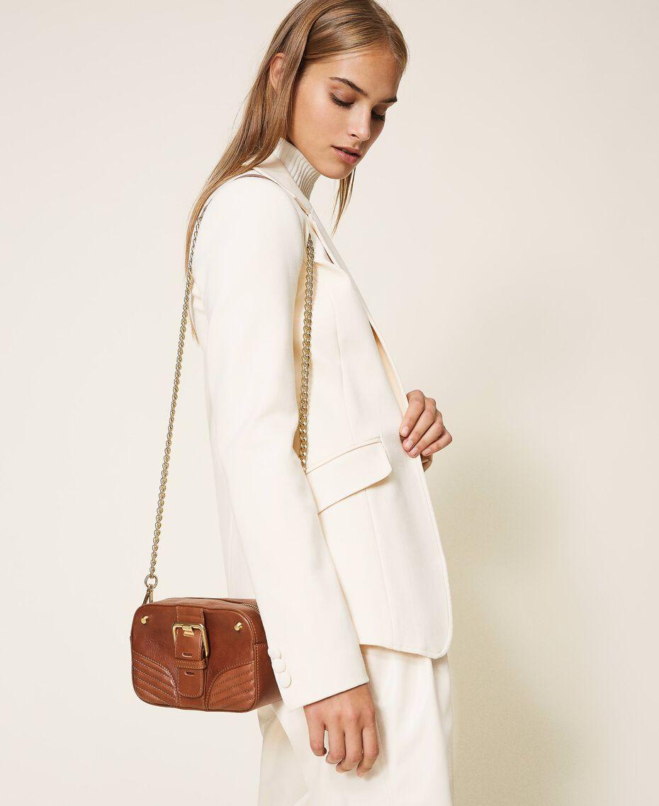 Маленькая сумка через плечо Rebel camera bag Кожа женщина 202TB723R-0S