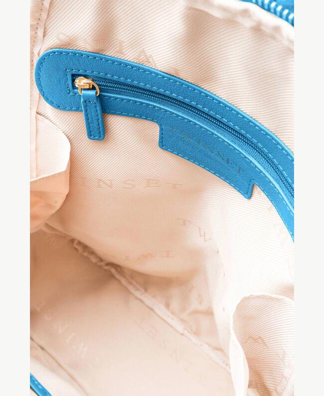 TWINSET Sac à dos clous Bleu «Gentiane» Femme OS8TBA-04
