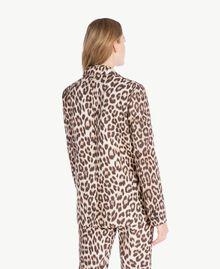 Animal print jacket Animal Print Woman PS824G-03