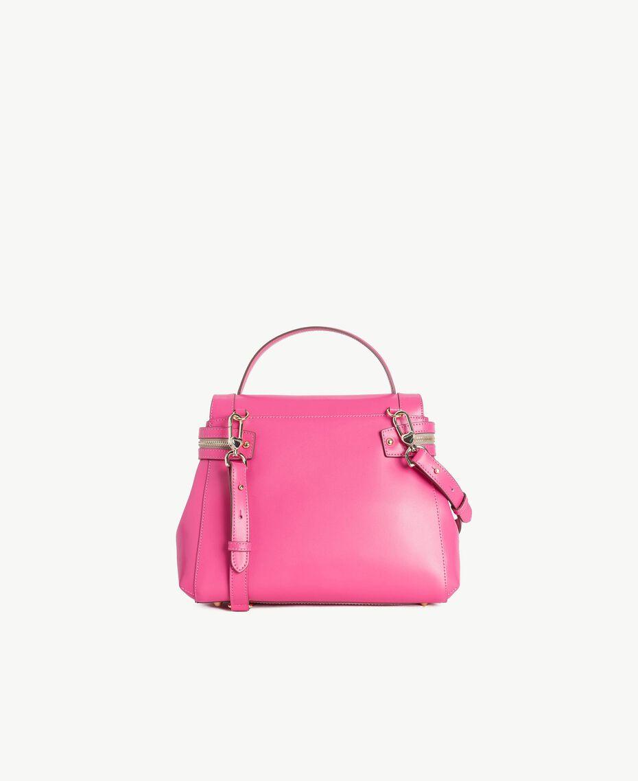 TWINSET Medium Cécile Deux bag Provocateur Pink Woman OS8TGN-03