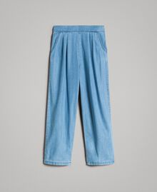 Light denim trousers Soft Denim Child 191GJ2560-01