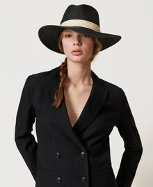 Straw hat Black Woman 211TO5090-0S