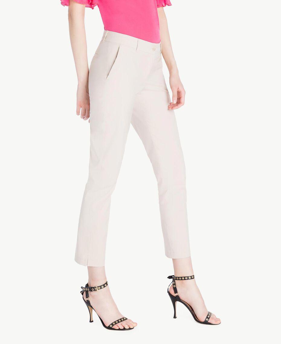 Pantalon cigarette popeline Dune Femme TS8213-02