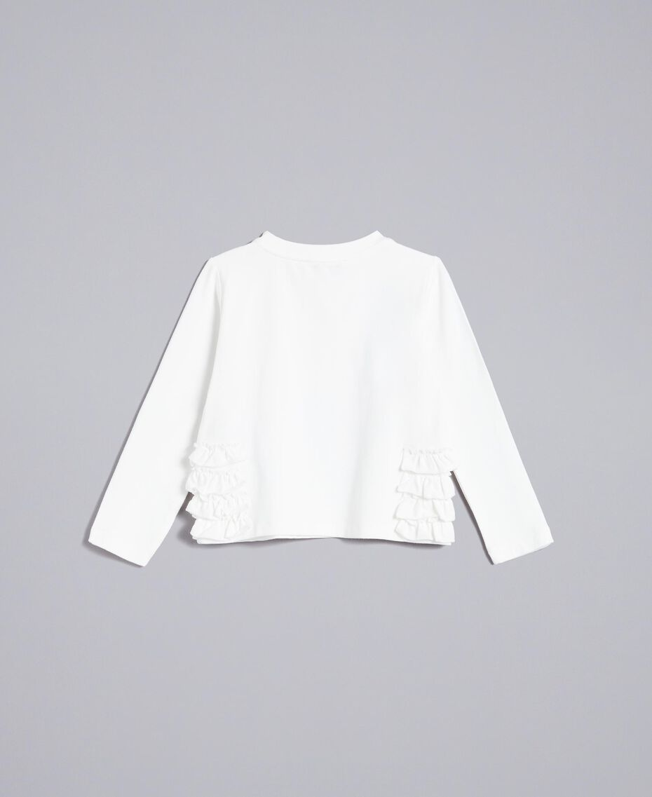 Printed jersey t-shirt Off White Child FA82JD-0S