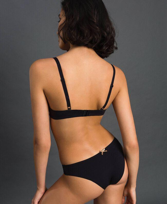 soutien-gorge à armature (bonnet B) Noir Femme LCNN55-03