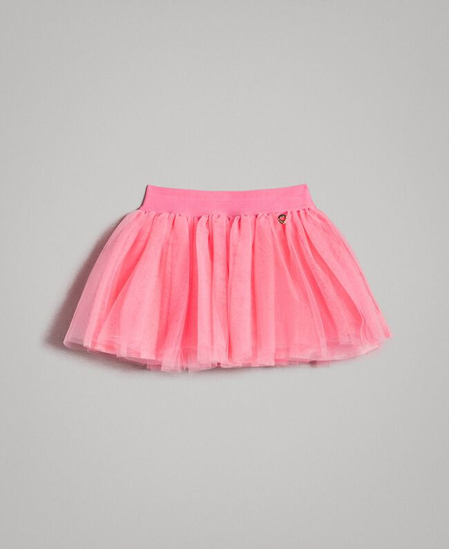 """Tulle skirt """"Crystal Pink"""" Child 191GB2700-01"""