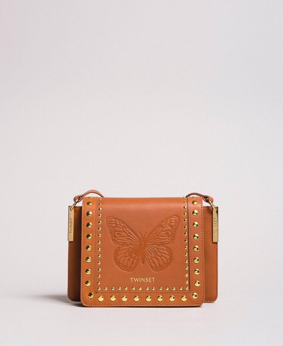 Bea Bag à bandoulière en cuir Cuir Femme 191TO8261-02