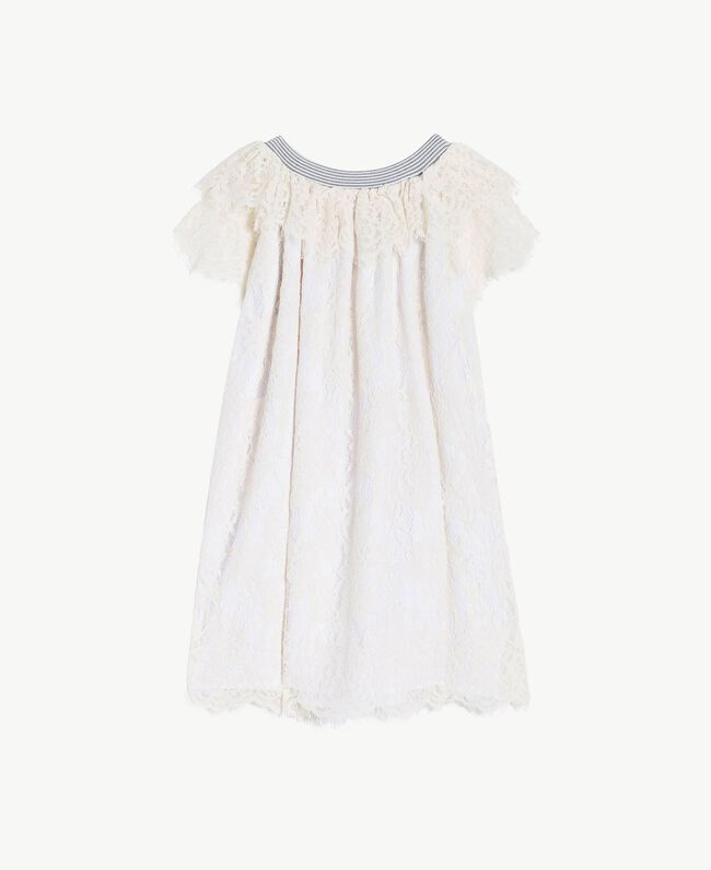 Kleid mit Spitze Chantily Kind GS82UQ-01