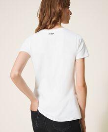 T-shirt imprimé Off White Femme 202MT2306-03