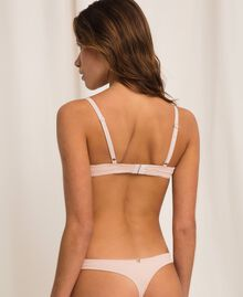 Push-up in pizzo Avorio Donna 201LL6144-03