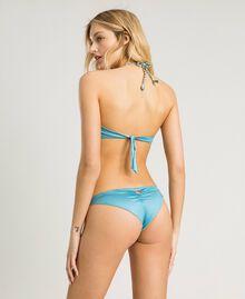 "Doubleface-Bikinitanga ""Daylight Blue"" Blau Frau 191LMMC77-03"