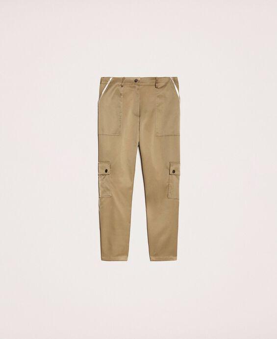 Pantalon cargo avec poches