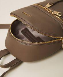 Рюкзак New Cécile с круговой молнией Бледно-коричневый с серым оттенком женщина 202TB7184-05