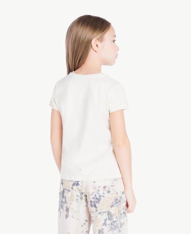 T-shirt jersey Chantilly Enfant GS82BA-04