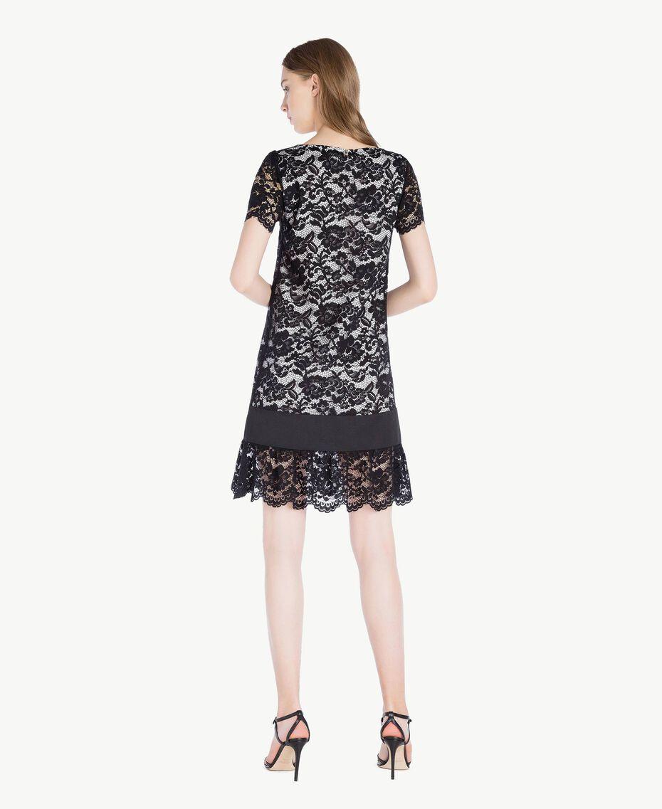 Lace dress Black Woman TS828P-03