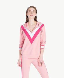 Scuba sweatshirt Pinkie Sugar Woman LS82BB-02
