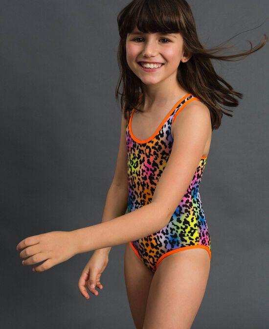 Mädchenbadeanzug 'Elettra x Twinset'