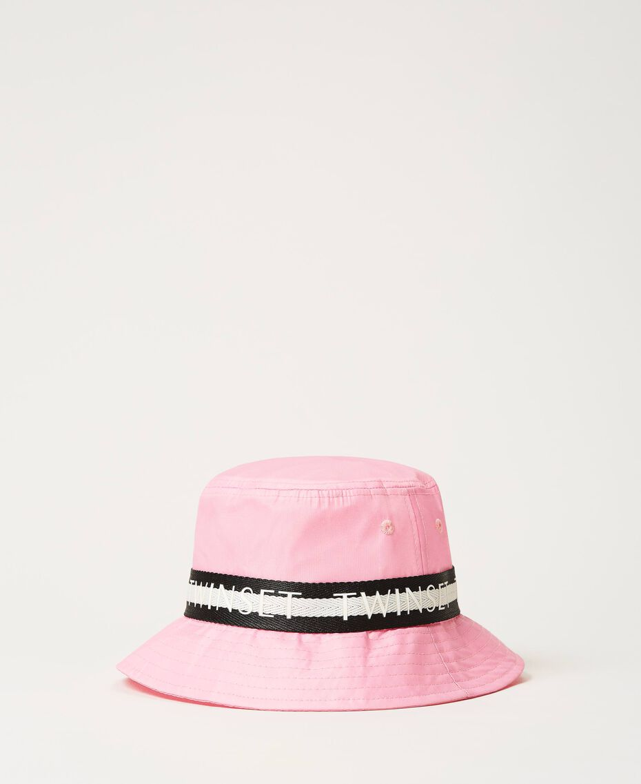 """Logo hat """"Rose Bloom"""" Pink Child 211GJ4924-01"""