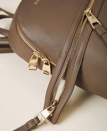 Рюкзак New Cécile с круговой молнией Бледно-коричневый с серым оттенком женщина 202TB7184-04