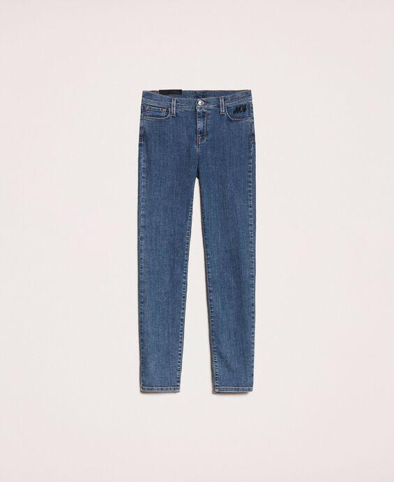 Skinnyjeans im Five-Pocket-Stil