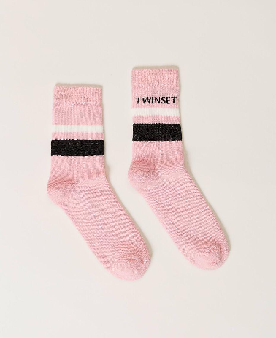 Logo socks Black Child 211GJ4940-01