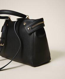 Большая сумка New Cécile из искусственной кожи Бледно-коричневый с серым оттенком женщина 202TB7180-04
