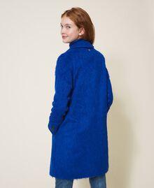 Пальто из сукна Темно-васильковый Pебенок 202GJ2840-03