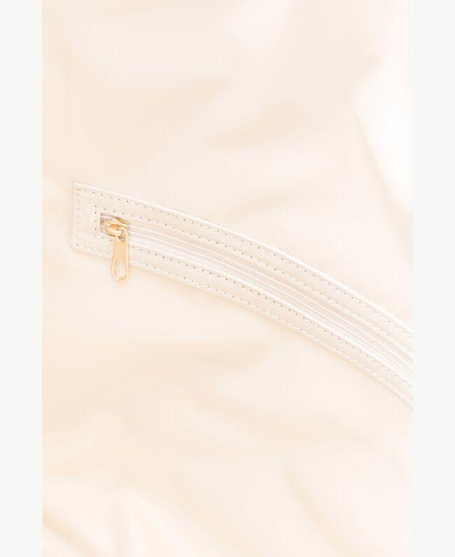 TWINSET Hobo-Tasche mit Fransen Dune Frau OS8TDA-04