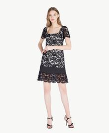 Lace dress Black Woman TS828P-01