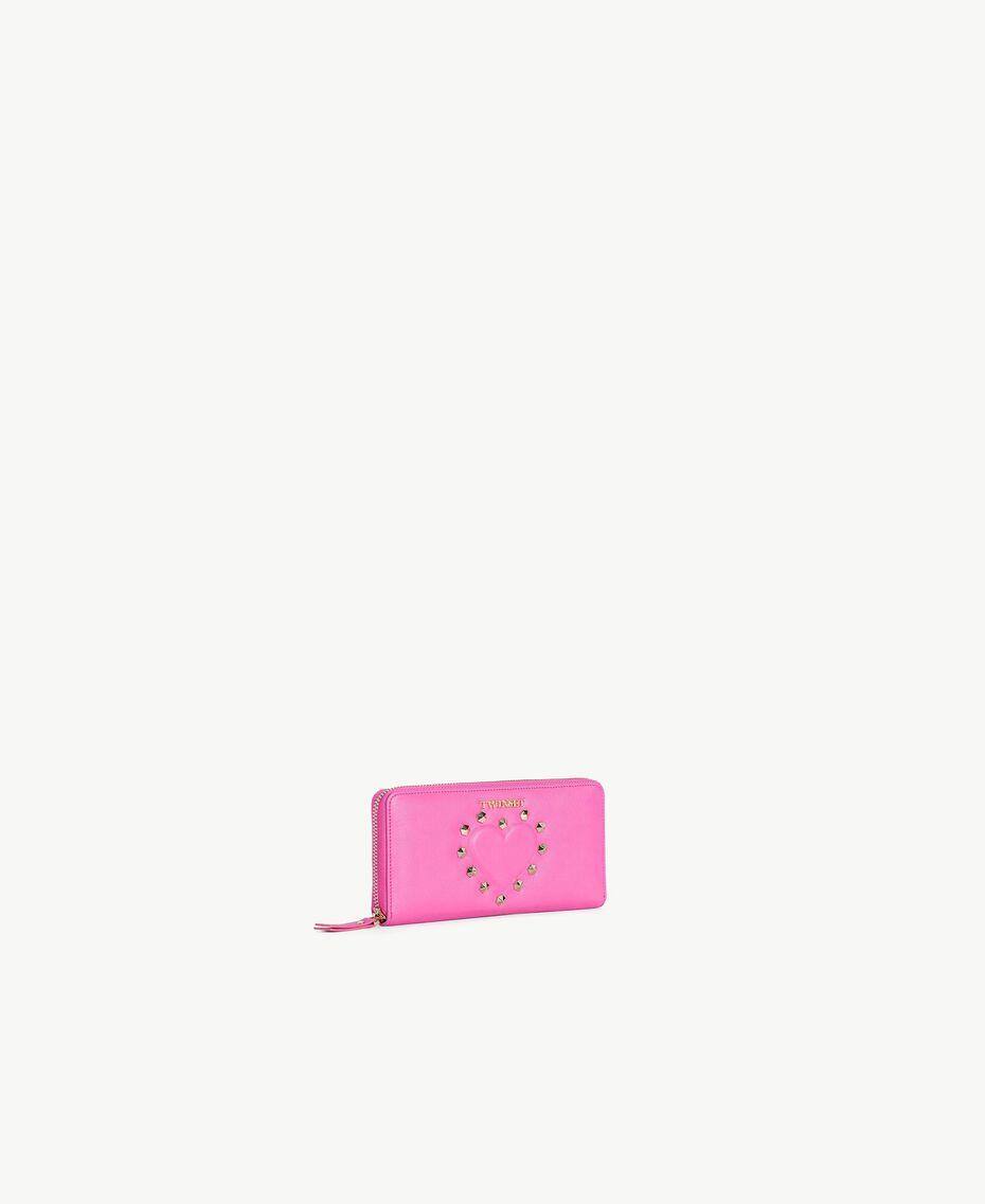 Geldbörse mit Herz Provocateur Pink Frau OS8TBG-02